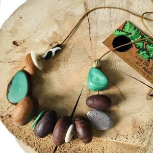 Wooden Eco Necklace