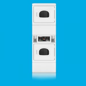 IPSO 10KG CDS9GC STACKED DRYER (COIN)