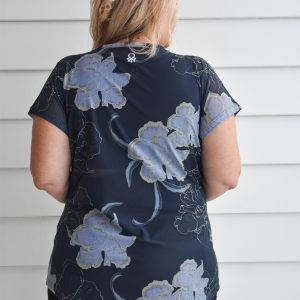 The Jacqi – Graphic Floral
