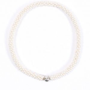 TWIST PEARL MAGNETIC NECKLACE Regular Price