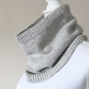Adagio Mills Knitting Project Coogee Cowl By Meg Gadsbey