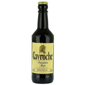Gavroche Strong Red Ale Beer Bottles 330ml - Pack of 12