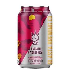 Rampant Raspberry Fruited Sour Ale 330ml - 16 Cans