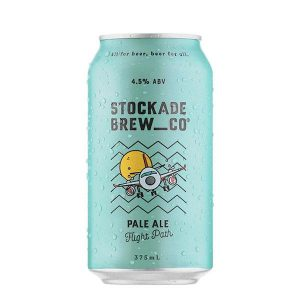 Stockade Brew Co Flight Path Pale Ale Cans 375ml - Pack of 24