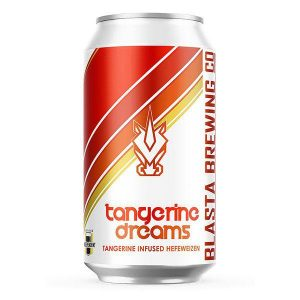 Tangerine Dreams Hefeweizen Cans 375ml - Pack of 16