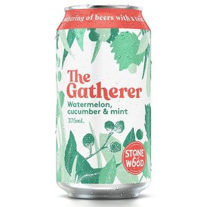 Stone & Wood The Gatherer Cans 375ml - Pack of 16
