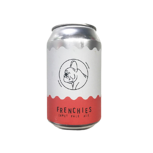 Frenchies Pale Ale Craft Beer Cans 330ml - Pack of 24