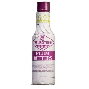 Fee Brothers Bitters Plum 150ml - Pack Of 12