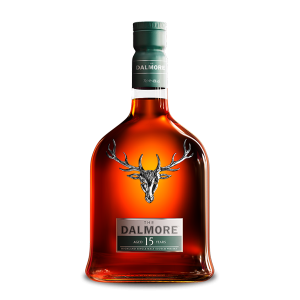 The Dalmore 15 Year Old Scotch Whisky Bottle 700ml