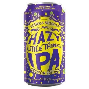 Sierra Nevada Hazy Little Thing Session IPA 355ml - Pack Of 24