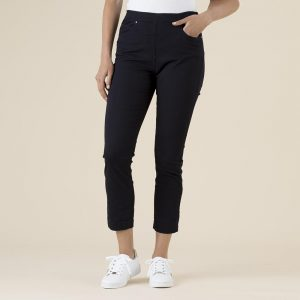 Pull on Jeans - Navy