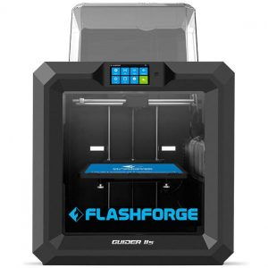 FlashForge Guider 2-S with MicroSwiss Hot End