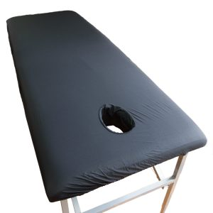 Eroticgel Waterproof Massage Table Fitted Sheet with Face Insert 203cm x 83cm