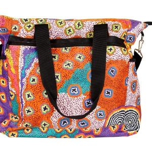 Travel Bag - Large by Ruth Stewart