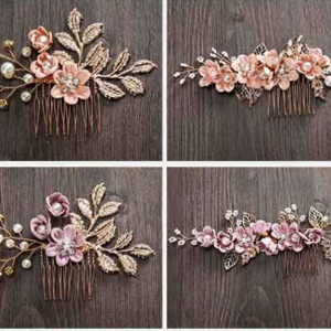 Luxury Hairpin, Hair Combs For Flower girl /Junior Bridesmaid