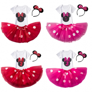Mini Mouse Birthday out fit